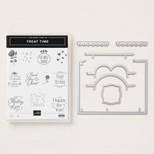 produktpaket TREAT TIME stampin up