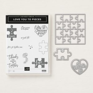 produktpaket LOVE YOU TO PIECES stampin up