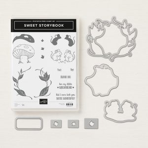 produktpaket sweet storybook stampin up