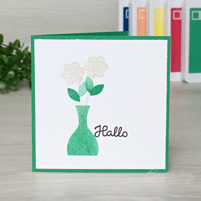 Stampin' Up! Incolor Kleegrün 2018-2020