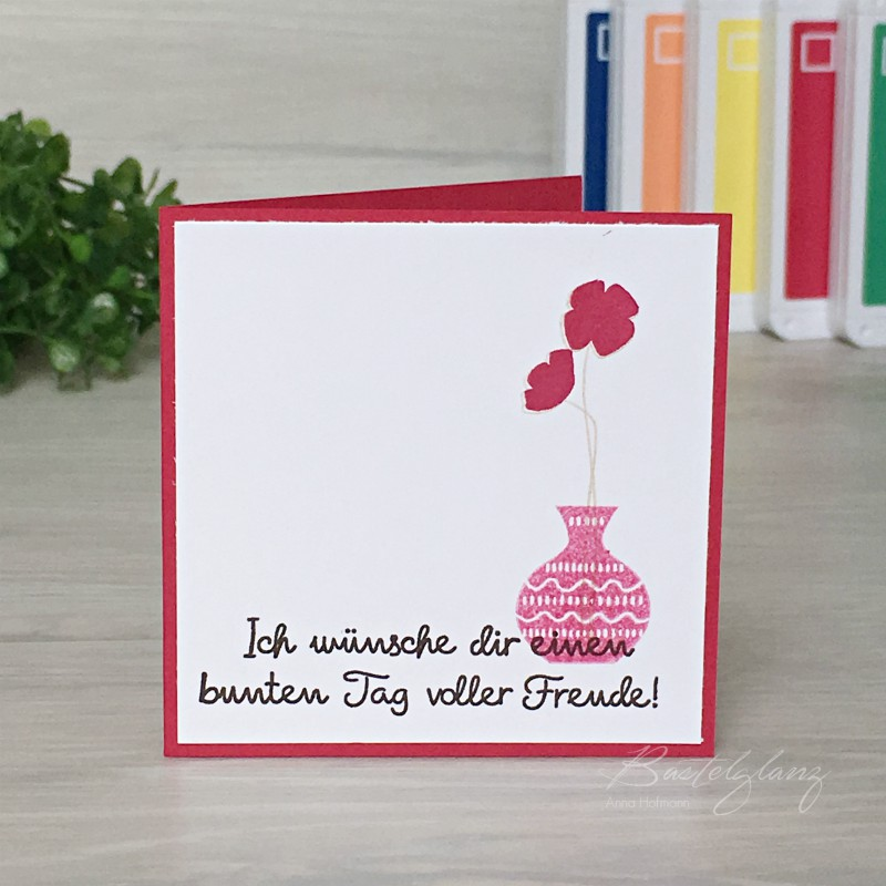 Stampin' Up! Incolor Kussrot 2018-2020