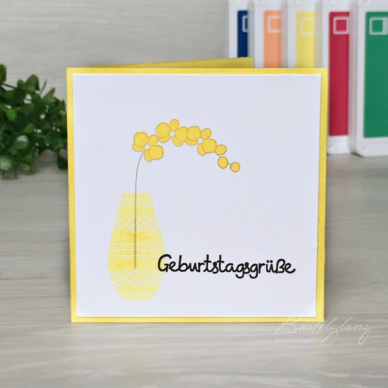 Stampin' Up! Incolor Ananas 2018-2020