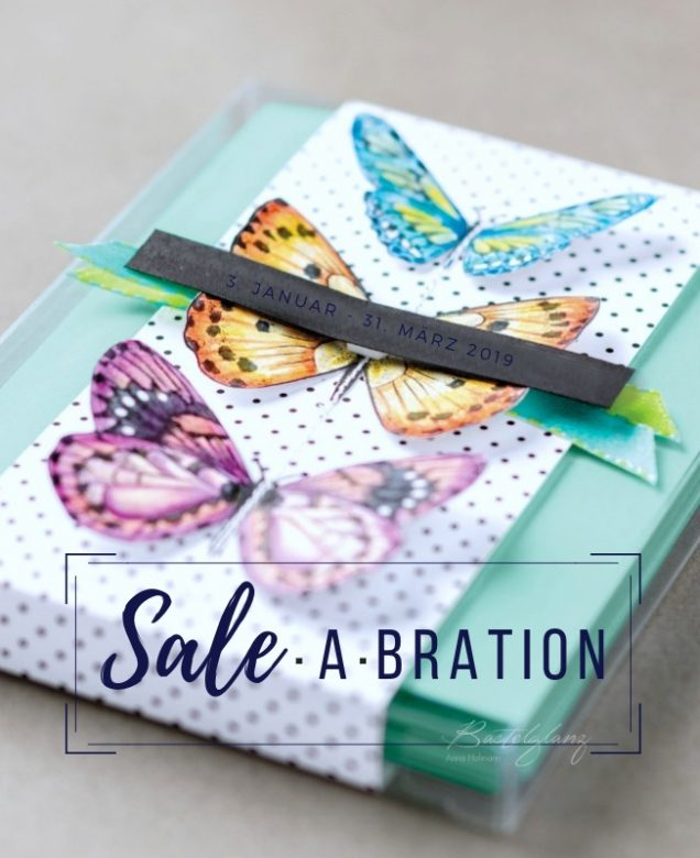 Sale a bration von Stampin' Up! 2019
